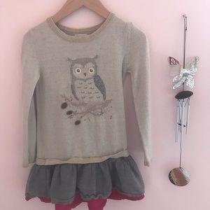 Other - Girls Owl dress